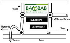 Horaires Baobab La Ville Aux Dames